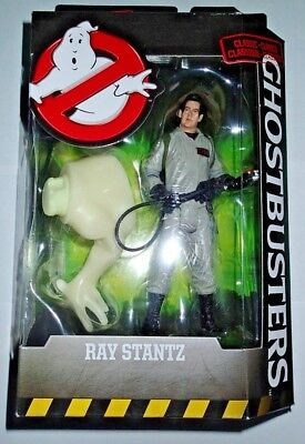 "Ghostbusters 2016 Classic Mattel Ray Stantz 6"" Action Figure New Sealed"