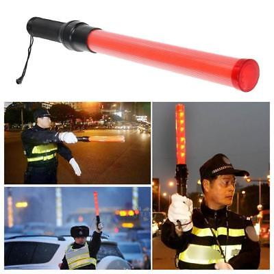 Waterproof Traffic Rescure Signal Road Control Warning Flashing Light LED Baton