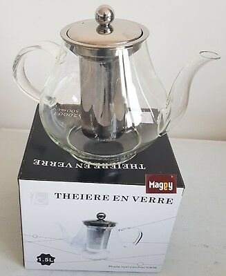 bouteille thermos Isotherme 1 L  cafe the ananas strass pot a sucre poele gaz li