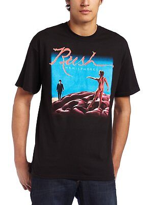 Rush Hemispheres Official Licensed Authentic Adult T-shirt