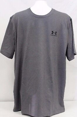 *NEW* Men's Under Armour Heat Gear Charged Cotton Loose Fit Sportstyle T-Shirt
