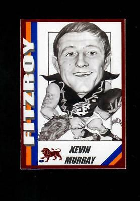 Fitzroy Lions Kevin Murray  Excellent Condition hard to find Dragon Productions