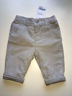 "🎀 Baby Girls  ""next"" Trouser, Age 3-6 Mths, Nwt 🎀"