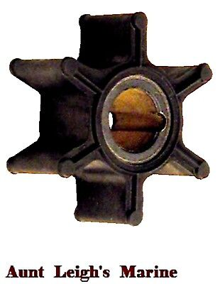 Water Pump Impeller Johnson Evinrude Outboard (4 4.5 5 6 8 HP) 18-