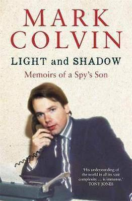 NEW Light and Shadow (Updated Edition) By Mark Colvin Paperback Free Shipping