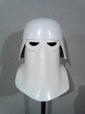 Snow Commander Star Wars helmet Snowcommander
