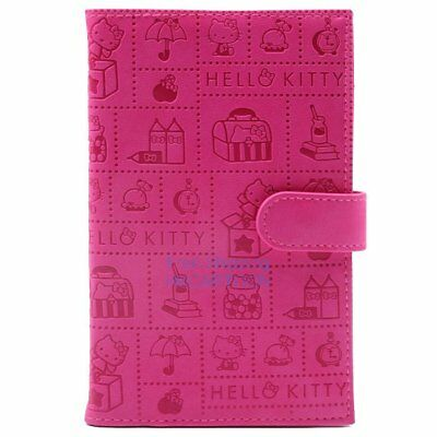 Japan Hello Kitty 2018 Diary 9X13Cm Pu Schedule Book Date Book 343692