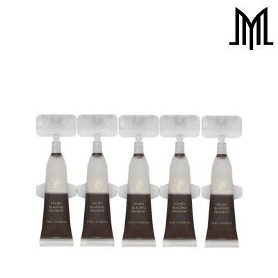 Microblading Pigment - SPMU Permanent Makeup Ink - 14 Colours - 1ml Tube