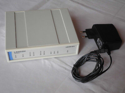 Lancom 1611+ VPN DSL ISDN Router Small Business 1000 Mbps / 1 Gbps
