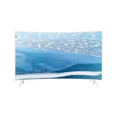 Samsung 55 Smart Tv Led Curvo 4K Ultra Hd Bianco Ue55Ku6510Uxzt Gar.italia