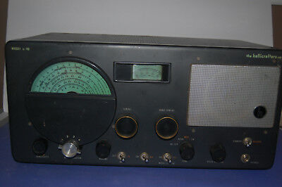 Vintage Hallicrafters S-40 Communications Receiver