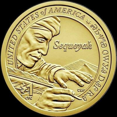 "2017 P Sacagawea Native American Dollar ""Imperfect Uncirculated"" DISCOUNTED"