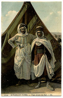 Ethnique.arabes Du Sud. Arabs From South.