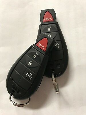 2012-2013 Chrysler Town and Country Remote Start System - 82212895 GENUINE