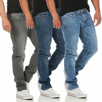 757dac7c6977 Jack   Jones - Mike Original - Coupe Confort - Pantalon Jeans pour Hommes -  7