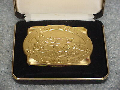 John Deere The Tradition Continues Combine Le Belt Buckle