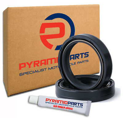 Pyramid Parts fork oil seals for Kayaba 48 mm Fork Tubes 48x58x10.5 mm