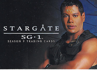 Stargate Season 9 Trading Card Set (72 Cards)