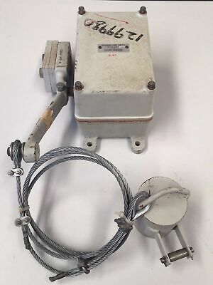 Cutler-Hammer 93221H200 Universal Limit Switch Type A2 With Lever Arm & Weight