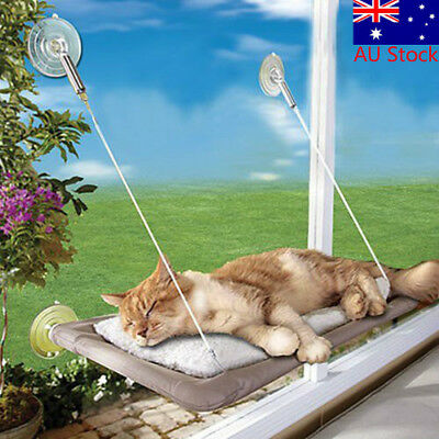 Cat Window Mounted bed Seat Pets Sunny Hammock Cover Washable
