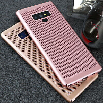 For Samsung Galaxy Note 9 S9/S8 Plus Hard Case Thin Shockproof Hybrid Cover Skin