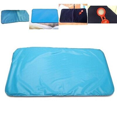 Chillow Therapy Insert Sleeping Aid Pad Mat Muscle Relief Cooling Gel Pillow*