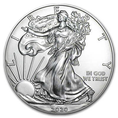 Pièce USA 1 Dollar 1 Once Argent American Silver Eagle 2019