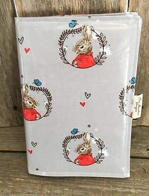 Beatrix Potter A5 Diary Covers,Peter Rabbit Nurses Diary Cover,Page To View,