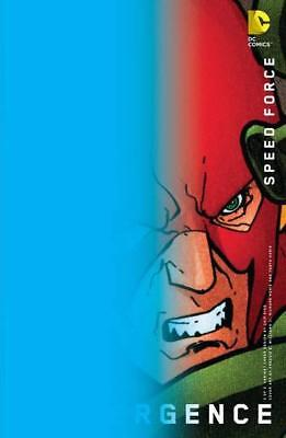 CONVERGENCE #1 SPEED FORCE NEAR MINT UNREAD COPY #cdec16-990