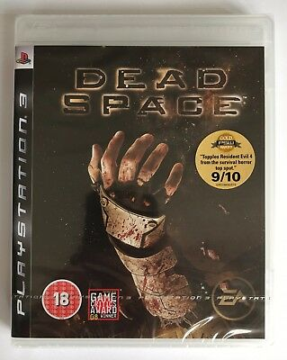 PS3 Dead Space (2008), UK Pal, Brand New & Factory Sealed