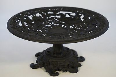 Neo-Classical Cast Iron Compote