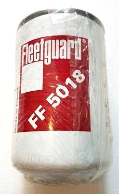 FLEETGUARD FF5018 - Fuel Filter FF 5018 ( 2 Filters) NEW OLD STOCK