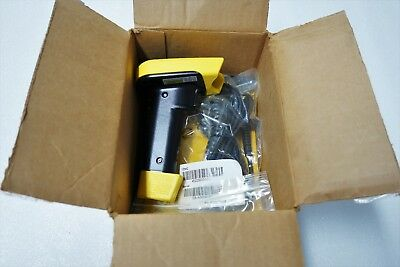 WASP WLS9000 BARCODE LASER SCANNER w PS2 CABLE KBW 666812-014001 WLS 9000 UNUSED