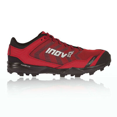 Inov8 X - Claw 275 Mens Red Black Trail Running Sports Shoes Trainers Pumps