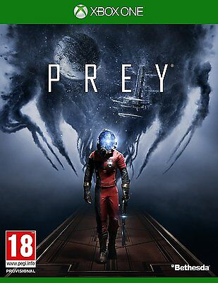 Prey Xbox One - Brand New and Sealed