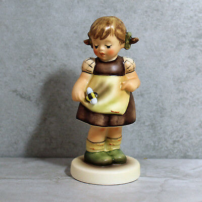 Hummel Figurine, 2300 Bee My Friend?, 4' H -MIB