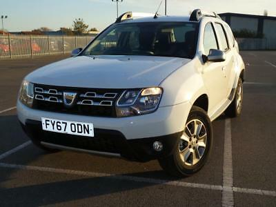 Dacia Duster 1.5 Dci 110Ps Laureate 5Dr - Demo - Glacie