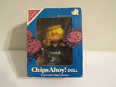 "Nabisco Chips Ahoy! ""Chocolate Chip Cookies"" Doll"