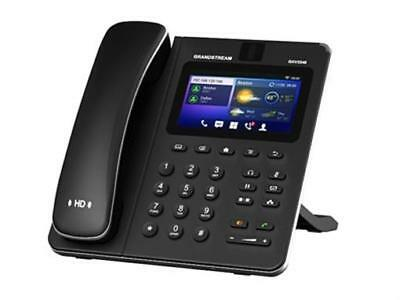 GRANDSTREAM GXV3240 MULTIMEDIA Android OS 6 Line Video IP Conference Phone  NEW