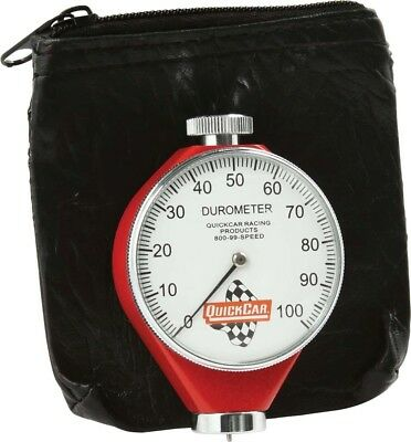 Tire Durometer Gauge Deluxe 0-100 Quickcar 56-155 Tire management gauge