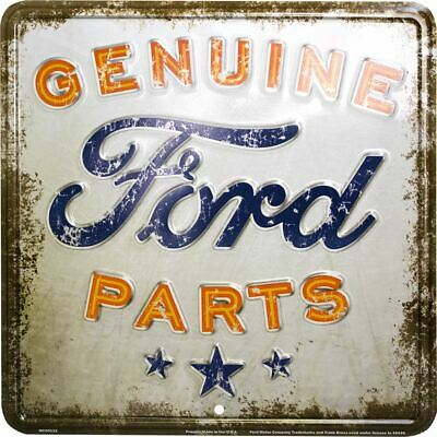 Sign - Genuine Ford Parts
