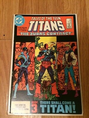 Tales of the Teen Titans #44 First Nightwing DC Comics Wolfman Perez Batman