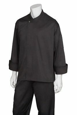 Chef Works Mens New Yorker Cool Vent Chef Coat BLDF