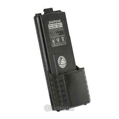 BAOFENG Pofung BL-5L 3800mAh 7.4V Extended Li-Ion Battery for BF-F9 Radio