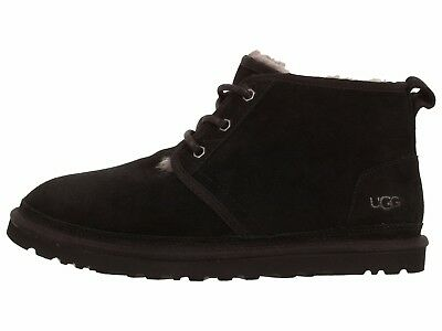 7b19178f55f UGG MEN'S NEUMEL Suede Low Chukka Boots BLACK 3236 7 8 9 10 11 12 13 ...