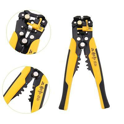 Automatic Cable Wire Striper Cutter Stripper Crimper Plier Terminal Hand Tool BG