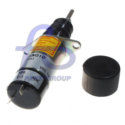 Solenoid 12VDC 20A Pull/Hold T 091543 for Miller
