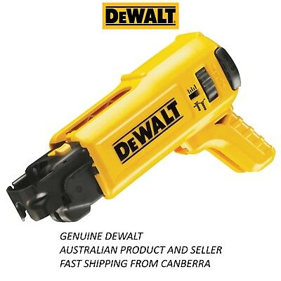 Genuine DEWALT XR Collated Screw Magazine to DCF6201 to suit Drywall Screwdriver