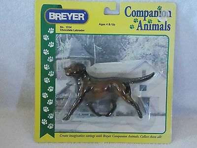 Breyer - Companion Animals - Chocolate Labrador Dog