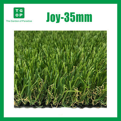 20SQM 2 Rolls 1mx10m Artificial Grass Synthetic Turf Fake Lawn Flooring Carpet